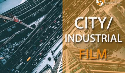 "Kategoria konkursowa ""City/Industrial"" Drone Film Festival Legnica 2018"