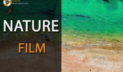 "Kategoria konkursowa ""Nature"" Drone Film Festival Legnica 2018"