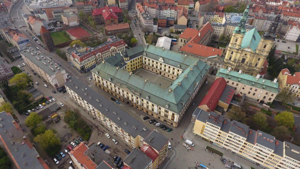 Drone Film Festival w Akademii Rycerskiej w Legnicy