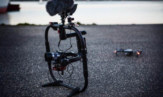 Nominacje w konkursie filmowym 2018 Drone Film Festival Legnica 2018