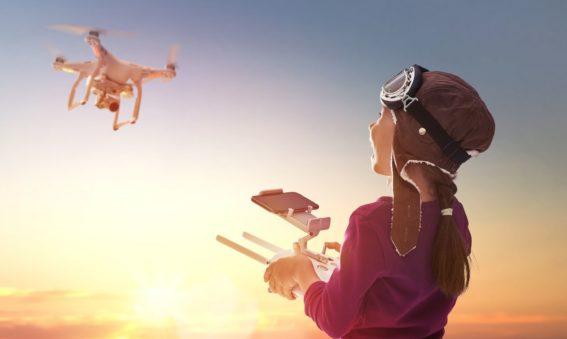 Warsztaty dronowe dla dzieci i młodzieży