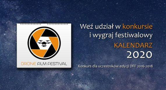 Kalendarz Drone Film Festival Poland 2020