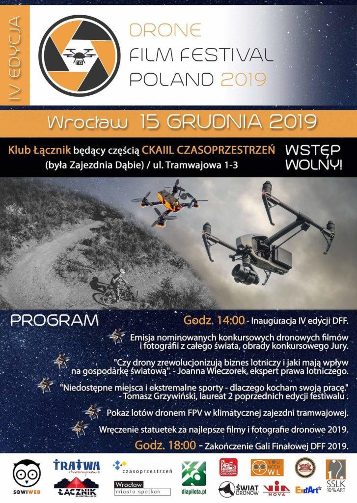 plakat DFF Poland 2019
