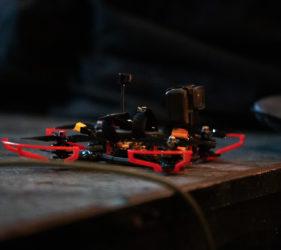 Drone Film Festival Poland 2019_FPV