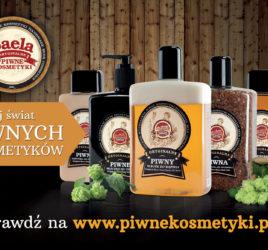 Kosmetyki Piwne Saela_upominki konkursowe DFF Poland 2019