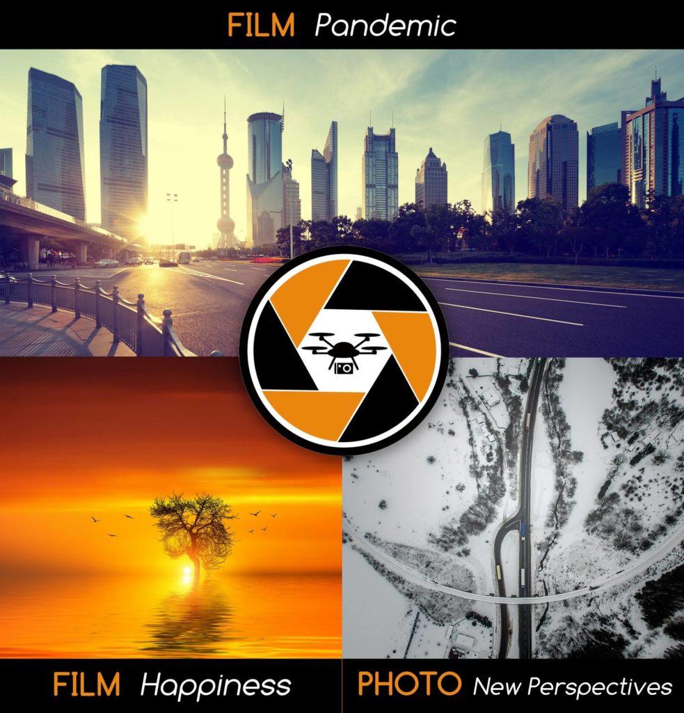 Drone Film Festival kategorie konkursowe 2020