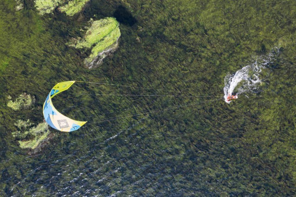 Mariusz Pietranek - Let's kite!