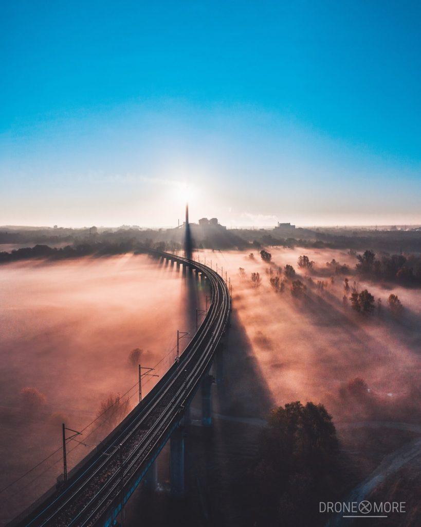 Michał Sawiński (Drone & More) -Jesienne poranki