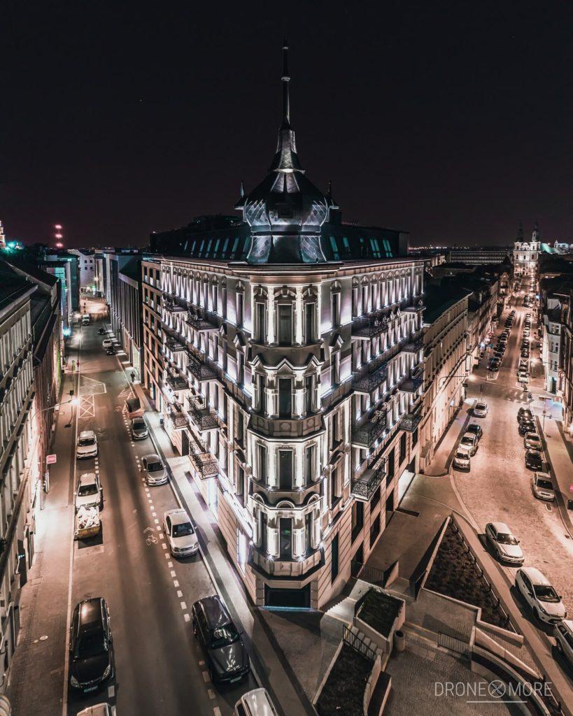 Michał Sawiński (Drone & More) - Poznański Flatiron